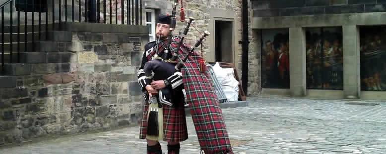 Sokak Gaydacıları - Edinburgh