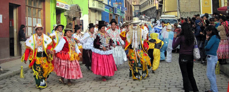 Sokak Karnavalı - La Paz