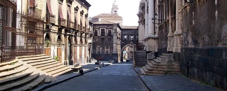 Sokaklar - Catania