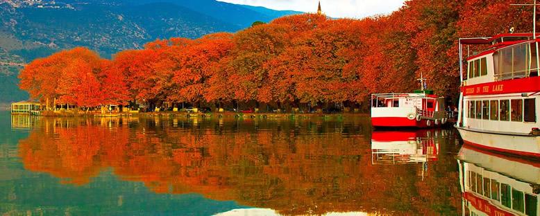 Sonbahar Manzarası - Yanya