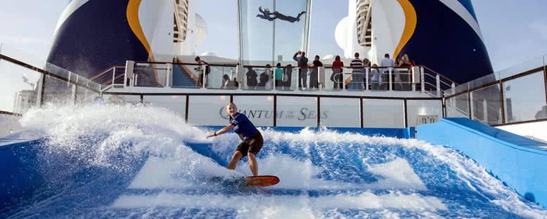 Sörf Keyfi - Ovation of the Seas