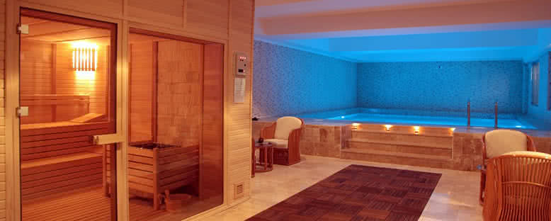 SPA Alanı - Oscar Resort Hotel