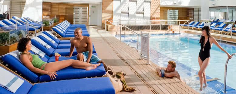 SPA Pool - Celebrity Reflection