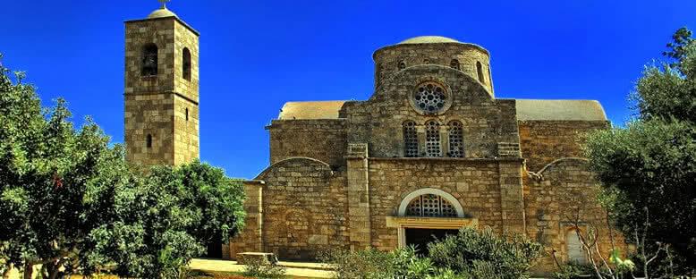 St. Barnabas Manastırı - Kıbrıs
