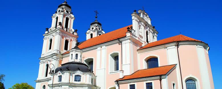 St. Catherine Kilisesi - Vilnius