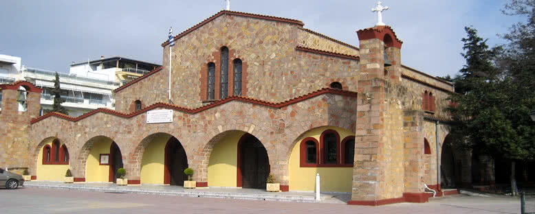 St. Eleftherios Kilisesi - Dedeağaç