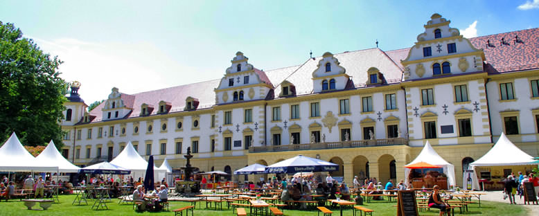 St. Emmeram Sarayı - Regensburg