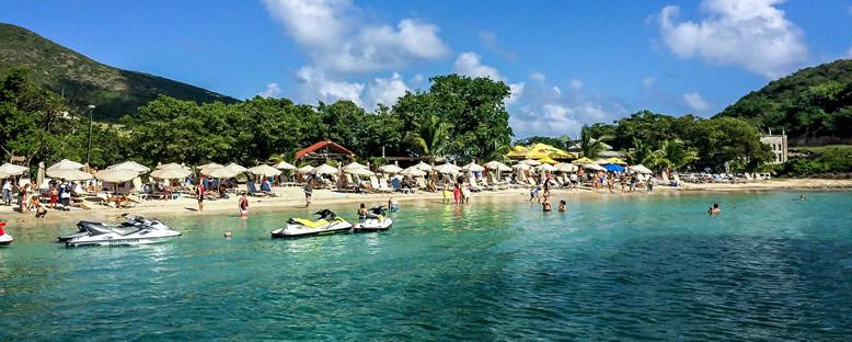 St. Kitts Plajları - Antiller