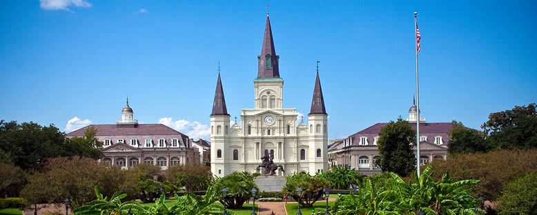 St. Louis Katedrali - New Orleans