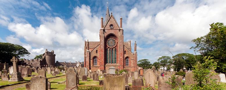 St. Magnus Katedrali - Kirkwall