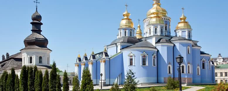 St. Michael Altın Kubbeli Katedrali - Kiev