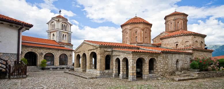 St. Naum Manastırı - Ohrid