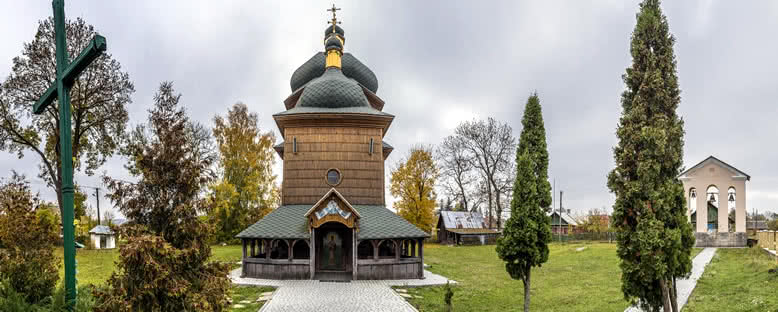 St. Nicholas Kilisesi - Lviv