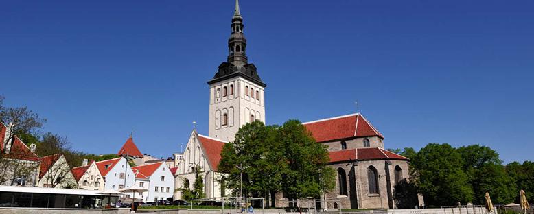 St. Nicholas Kilisesi - Tallinn