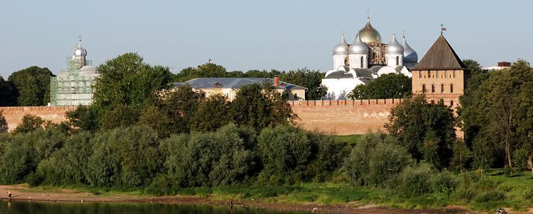 St. Sophia Katedrali - Veliki Novgorod