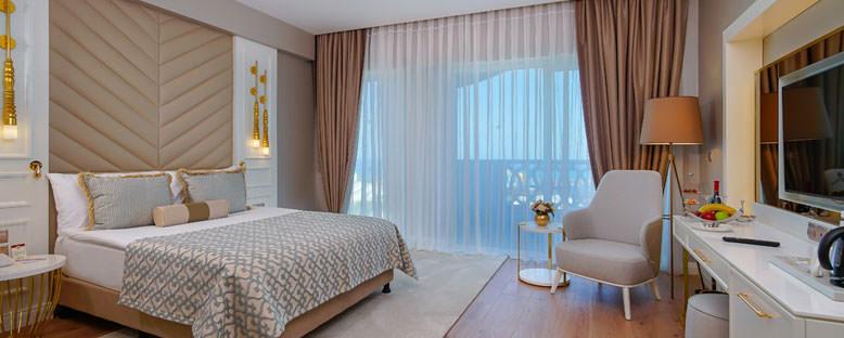 Limak Cyprus Deluxe Hotel - Standart Oda