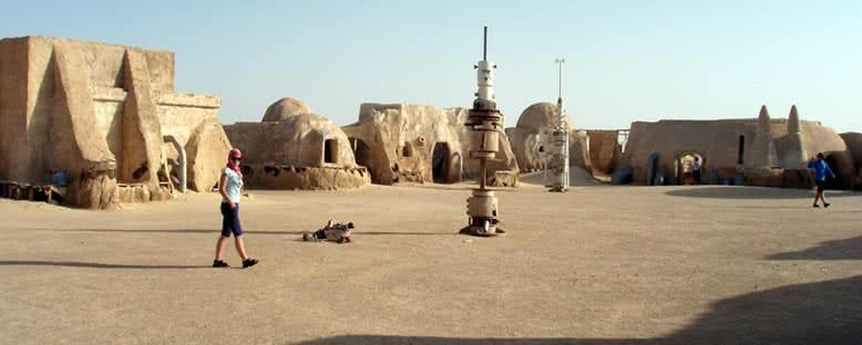 Star Wars Çekim Platosu - Tunus