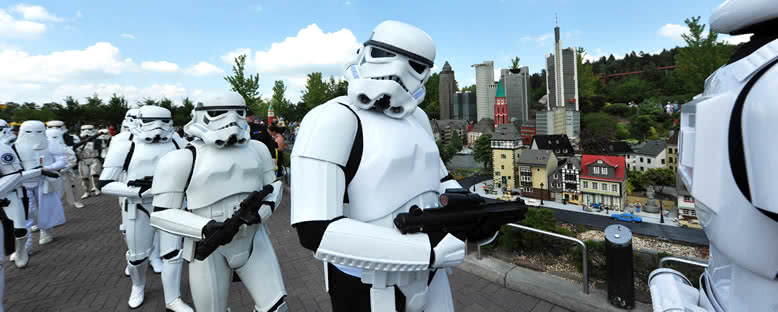 Star Wars Geçidi - Legoland