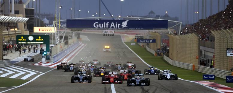 Start Çizgisi - Bahreyn