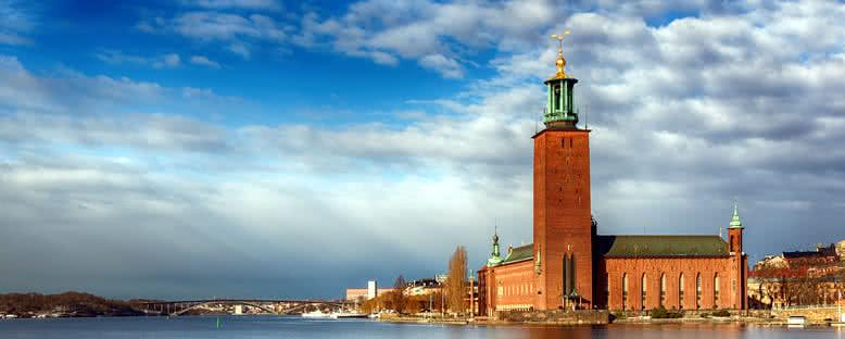 Stockholm Belediye Sarayı
