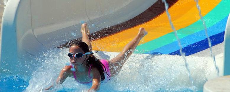 Su Kaydırağı - Riverside Garden Resort