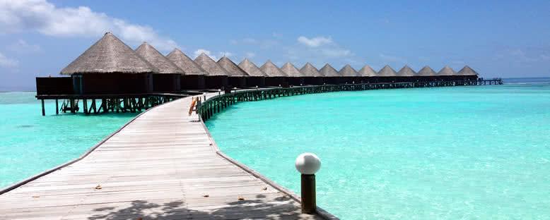 Su Üstü Bungalovlar - Maldivler
