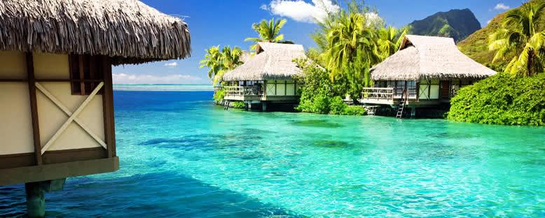 Su Üstünde Konaklama - Maldivler