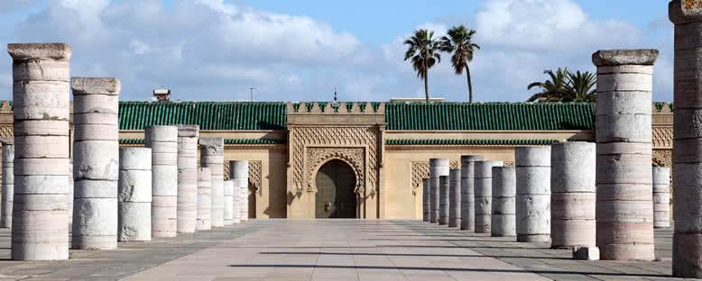 Sultan 5. Muhammed Mozolesi - Rabat