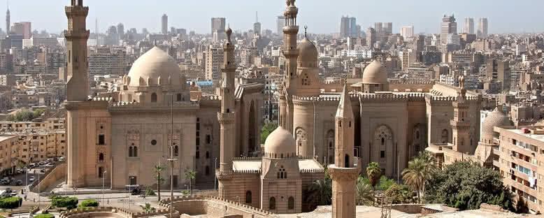 Sultan Hasan Camii ve Medresesi - Kahire