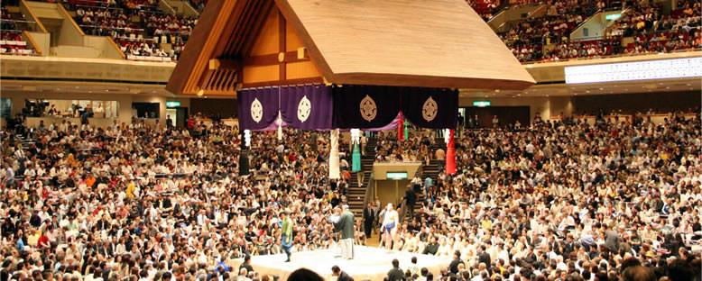 Sumo Güreşi Arenası - Tokyo