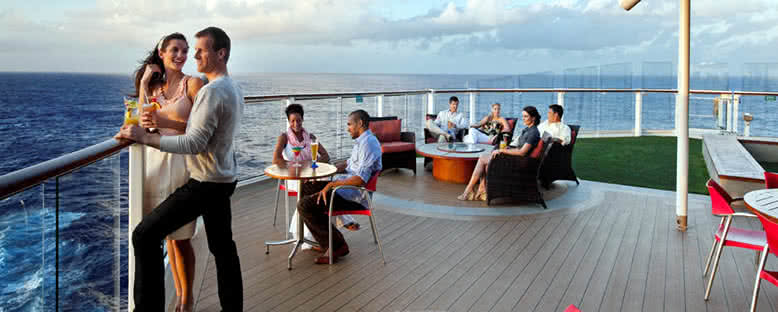 Sunset Bar - Celebrity Equinox