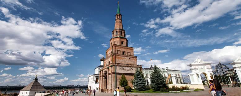 Süyümbike Kulesi - Kazan
