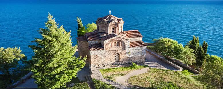Sveti Johan Kaneo Kilisesi - Ohrid