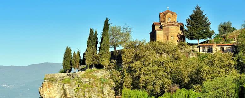 Sveti Jovan Kaneo Kilisesi - Ohrid