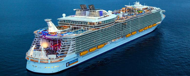 Symphony of the Seas ile Akdeniz Gemi Turu