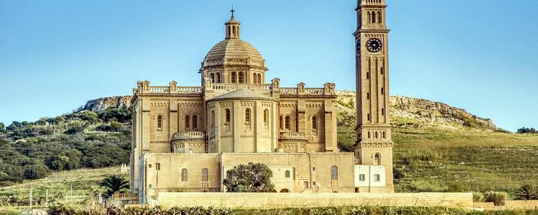 Ta Pinu Bazilikası - Malta