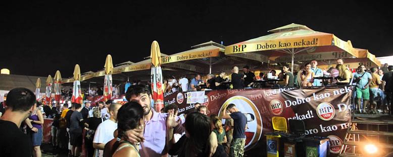 Tadım Bölümü - Belgrad Bira Festivali