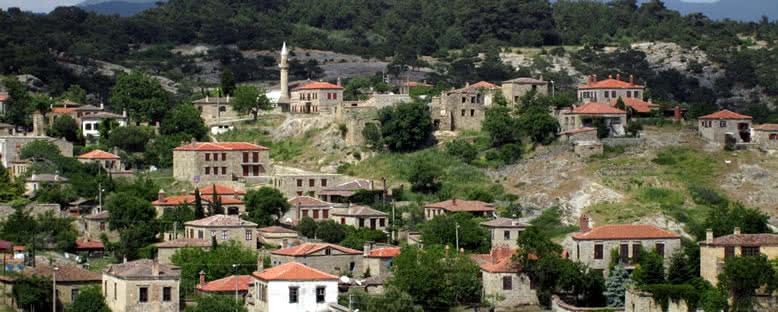 Tahtakuşlar Köyü - Kazdağları