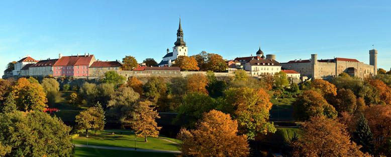 Toompea Kalesi - Tallinn