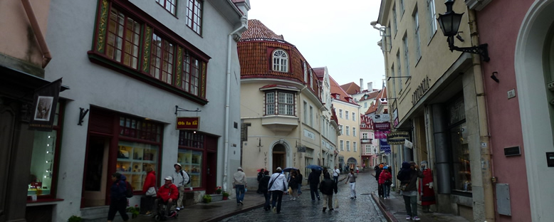 Tarihi Merkez - Tallinn