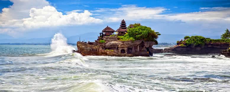 Tanah Lot Tapınağı - Bali