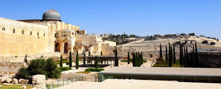 Tapınak Dağı ve Arkeoloji Parkı - Kudüs