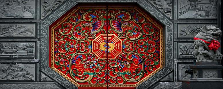 Tapınak Kapıları - Pekin