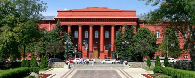 Taras Shevchenko Üniversitesi - Kiev