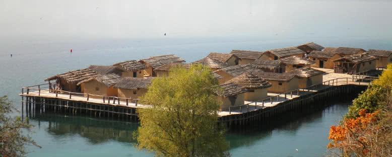 Tarih Etnografya Müzesi - Ohrid