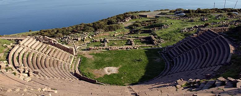 Tarihi Amfitiyatro - Assos
