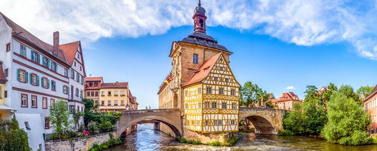 Tarihi Belediye Binası - Bamberg