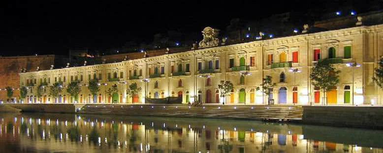 Tarihi Binalar - Malta