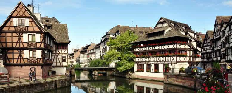 Tarihi Binalar - Strasbourg