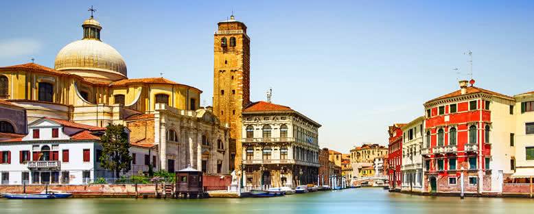 Tarihi Binalar - Venedik